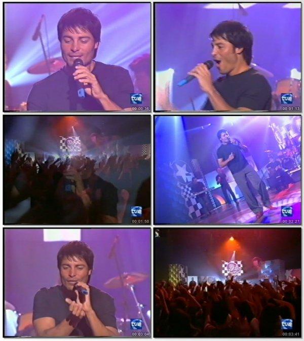 Chayanne - Dejaria todo (live)