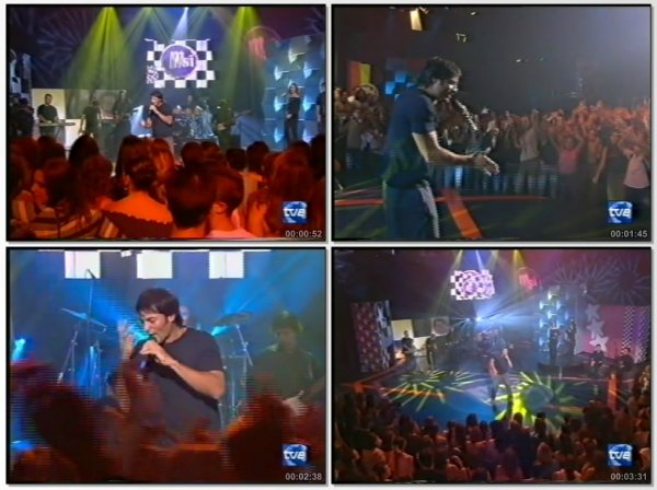Chayanne - Y tu te vas (live)