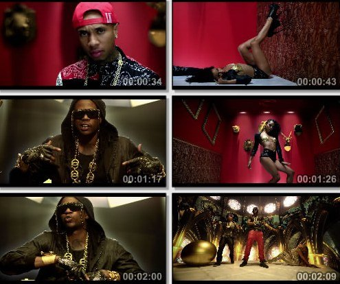 Tyga Feat. 2 Chainz - Do My Dance