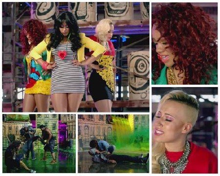 Stooshe - Waterfalls