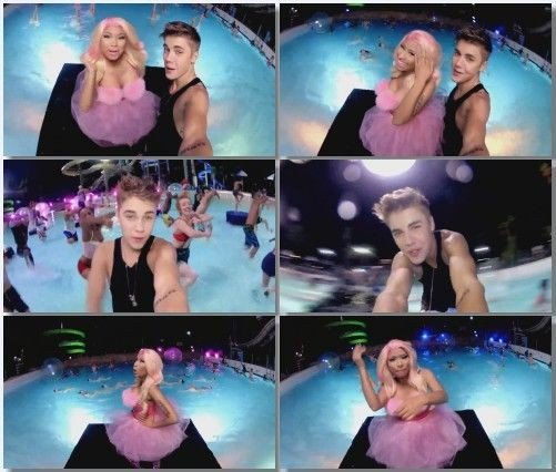 Justin Bieber ft. Nicki Minaj - Beauty And A Beat