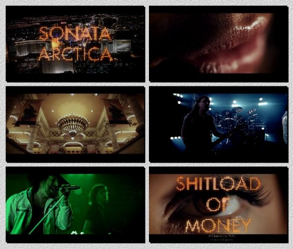 Sonata Arctica - Shitload Of Money