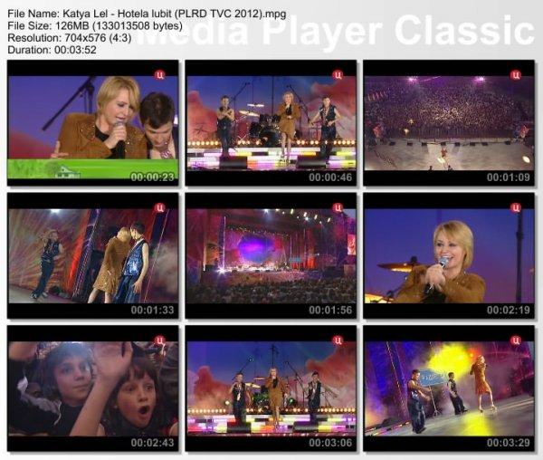 Катя Лель - Хотела Любить (Live, Песни Лета От Радио Дача, 2012)
