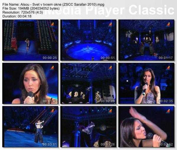 Алсу - Свет В Твоём Окне (Live, Звездное Шоу В Цирке На Цветном, 2010)