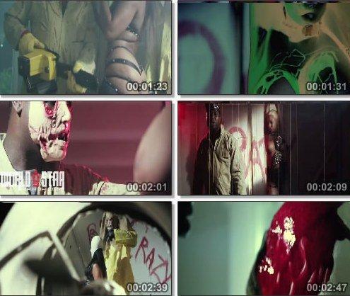 Gucci Mane Feat. Waka Flocka - Crazy (Halloween) (Uncensored)