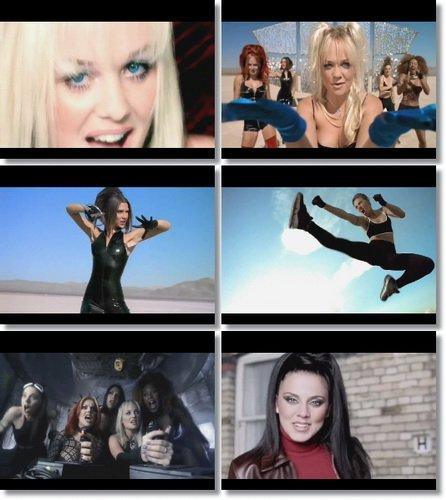 Spice Girls - Megamix