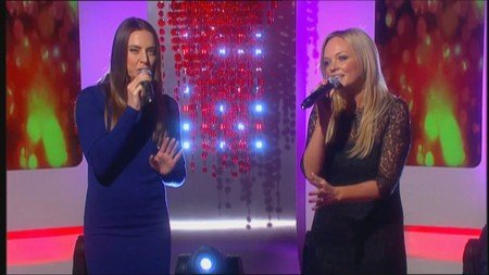 Melanie C Feat. Emma Bunton - I Know Him So Well (Live, This Morning)