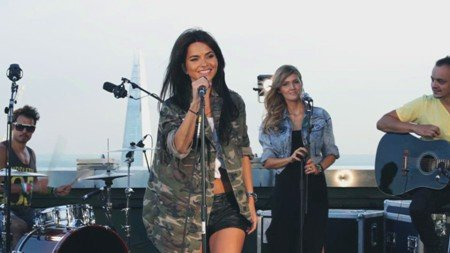 Inna - J'Adore (Rock The Roof, London)