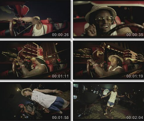 Lil Wayne Feat. Detail - No Worries