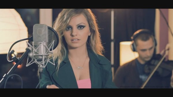 Alexandra Stan - Cliche (Hush Hush) (Live, Acoustic Version)
