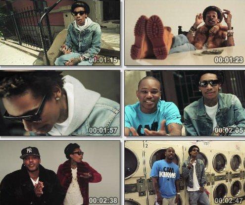 Wiz Khalifa Feat. Cam'Ron - The Bluff