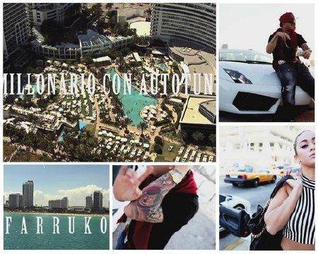 Farruko - Millonario Con Autotune