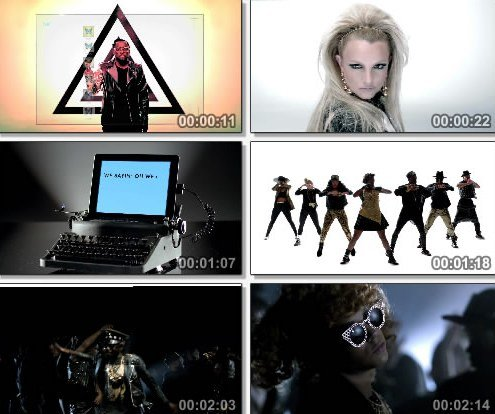 Will.I.Am Feat. Britney Spears- Scream & Shout
