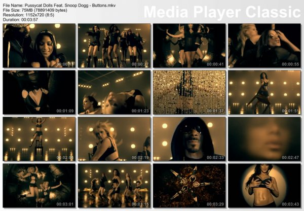 Pussycat Dolls Feat. Snoop Dogg - Buttons
