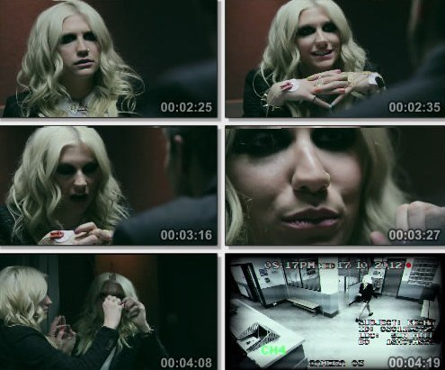 Kesha - Warrior Interrogation