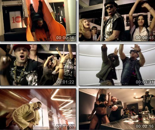 Kardinal Offishall Feat. Karl Wolf - Turn It Up