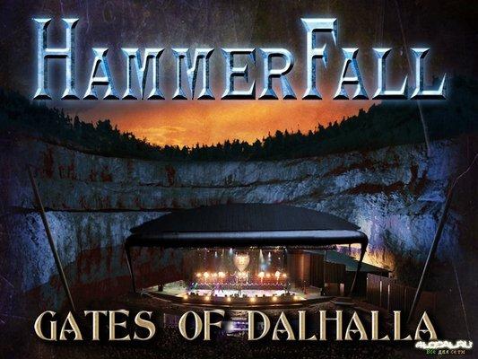HammerFall - Gates Of Dalhalla (Live)