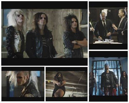 Crashdiet - Cocaine Cowboys