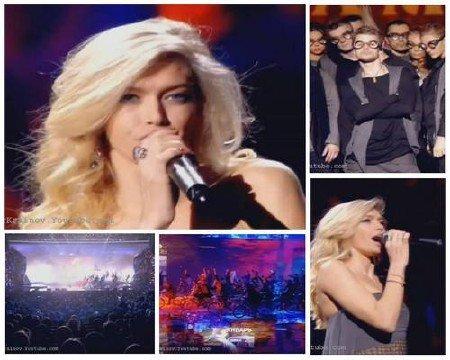 Вера Брежнева - Реальная Жизнь (Live, Золотой Граммофон, 2012)