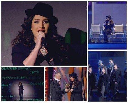Жасмин - От Любви До Любви (Live, Золотой Граммофон, 2012)
