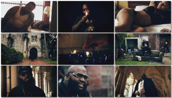 Rick Ross Feat. Stalley - Ten Jesus Pieces