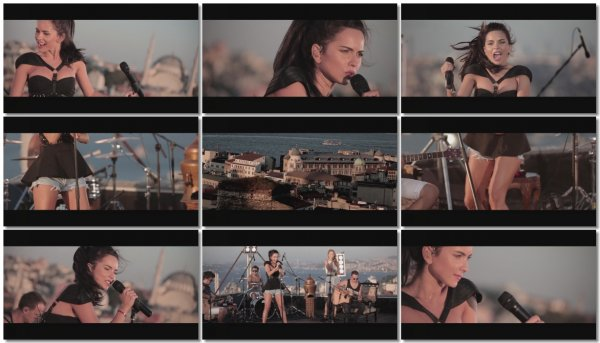 Inna - INNdiA (Rock The Roof, Istanbul)