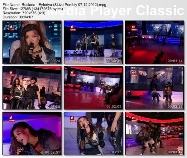 Руслана - Ей-форі-Я (Live, Шустер Live, 07.12.2012)