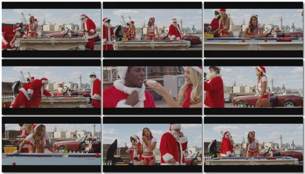 CeeLo Green Feat. Rod Stewart - Merry Christmas, Baby