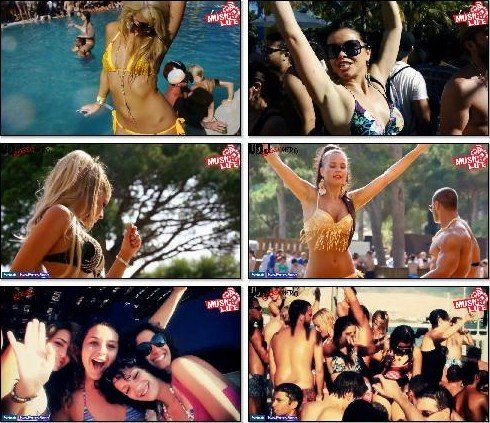 Ibiza vs. Vdj Rossonero - Happy New Year