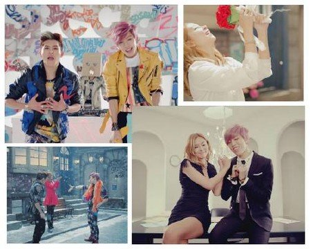 Infinite H & Bumkey - Special Girl