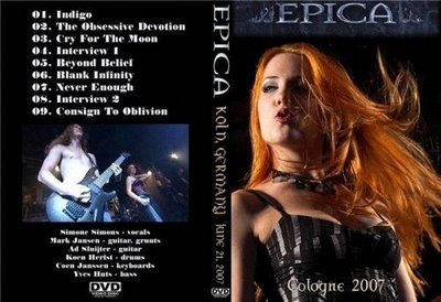 Epica - Live Perfomance (Rockpalast)