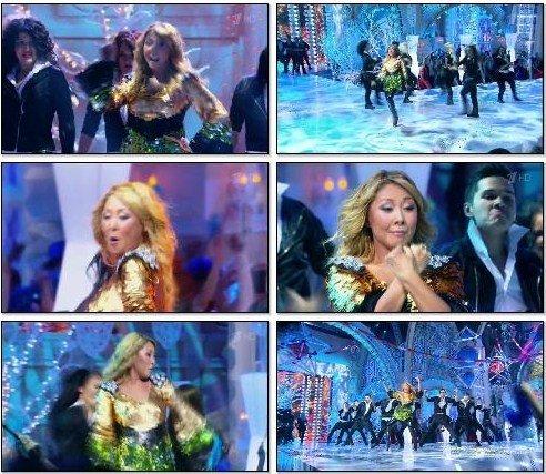 Анита Цой - Gangnam Style (Live, Новогодняя Ночь, 2013)