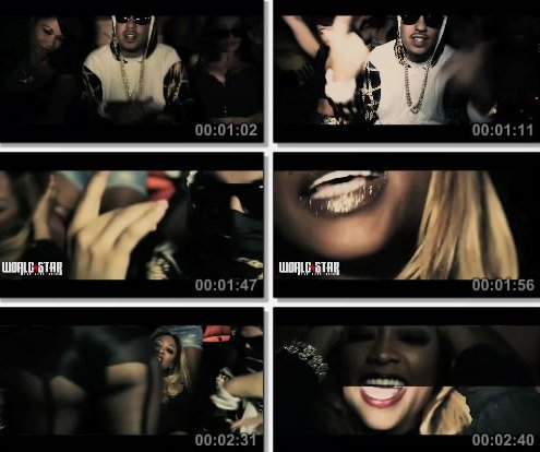 French Montana Feat. Trina - Tic Toc