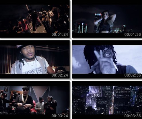 Red Cafe Feat. Chief Keef, French Montana & Fabolous - Gucci Everything