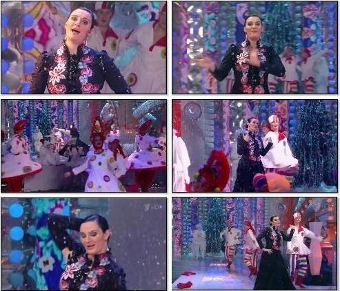 Елена Ваенга - Желаю (Live, Новогодняя Ночь, 2013)