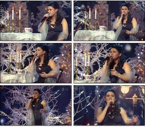 Дина Гарипова - А Напоследок Я Скажу (Live, Новогодняя Ночь, 2013)