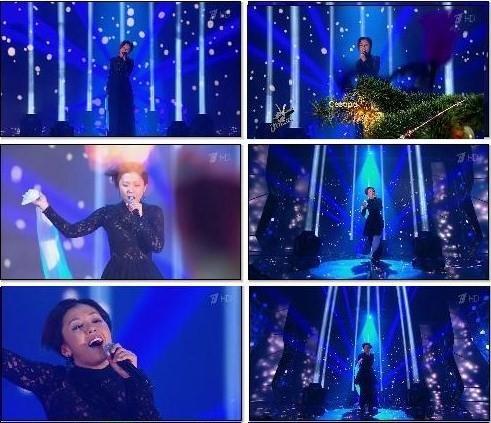 Севара - Je T'aime (Live, Новогодняя Ночь, 2013)