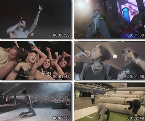 Wiz Khalifa Feat. Juicy J - Gone
