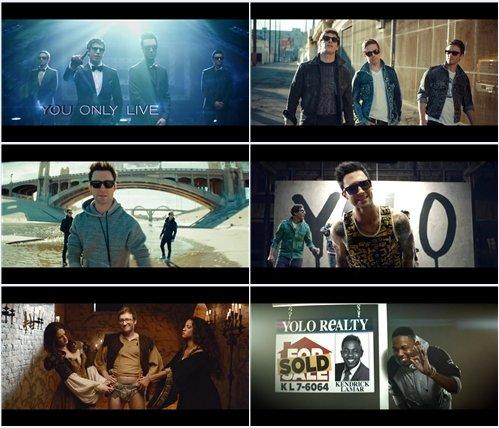The Lonely Island Feat. Adam Levine & Kendrick Lamar - Yolo