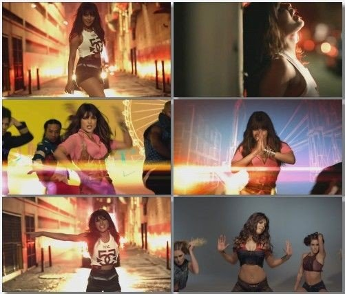 Priyanka Chopra ft. Will.i.am - In My City