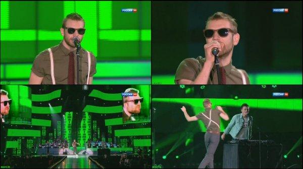 Иван Дорн - Стыцамен (Live, Песня Года, 2012)