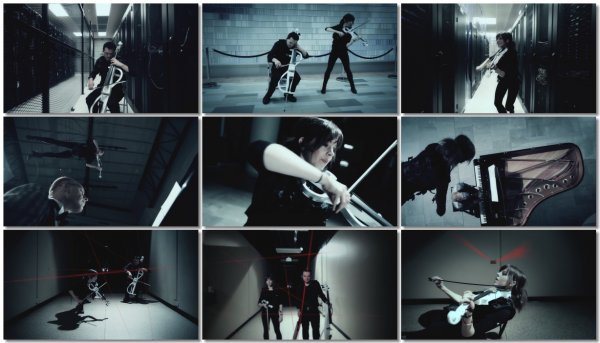 Lindsey Stirling Feat. The Piano Guys - Mission Impossible