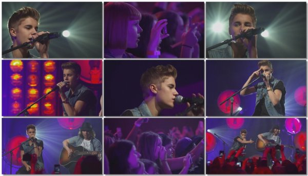 Justin Bieber - As Long As You Love Me (Live, Acoustic)