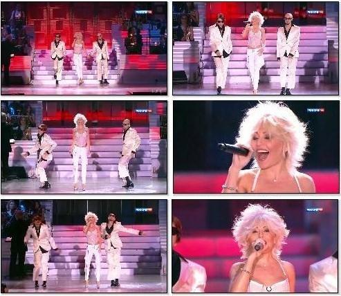 Анжелика Варум - Ты Нарисуй Любовь (Live, Песня Года, 2012)