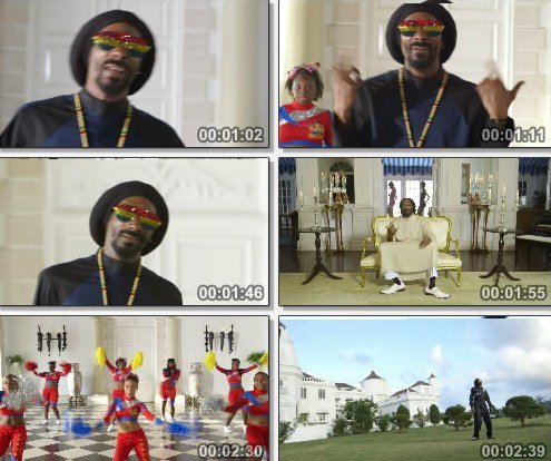 Snoop Lion Feat. Angela Hunte & Major Lazer - Here Comes The King