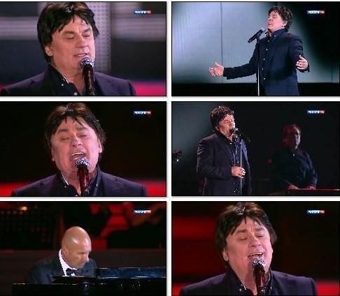 Александр Серов и Игорь Крутой - Ты Меня Любишь (Live, Песня Года, 2012)