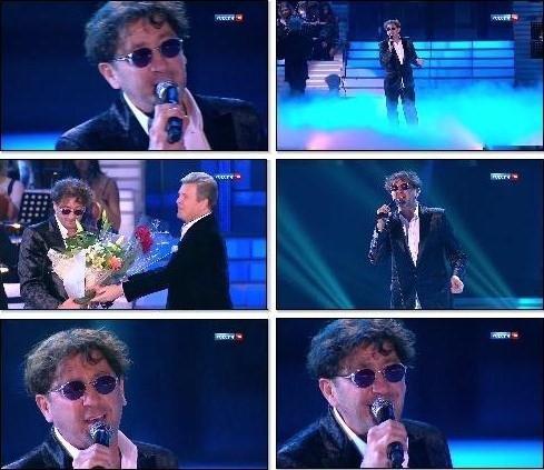 Григорий Лепс - Водопадом (Live, Песня Года, 2012)