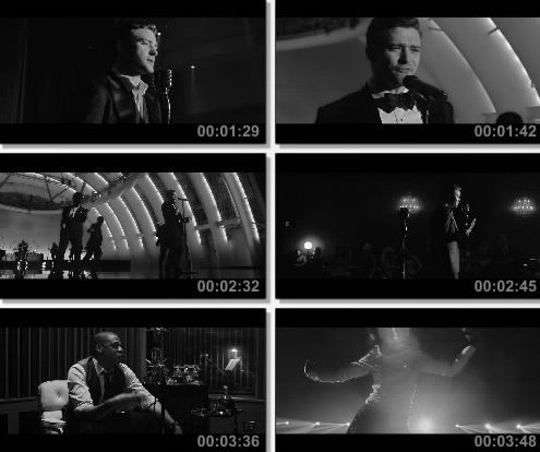 Justin Timberlake Feat. Jay Z - Suit & Tie
