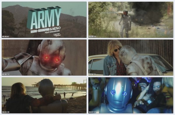 Sultan Ned Shepard Feat. Nervo & Omarion - Army