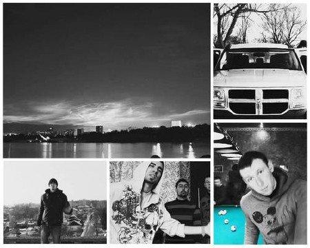 Various Style & Den Salve - Белым По Черному